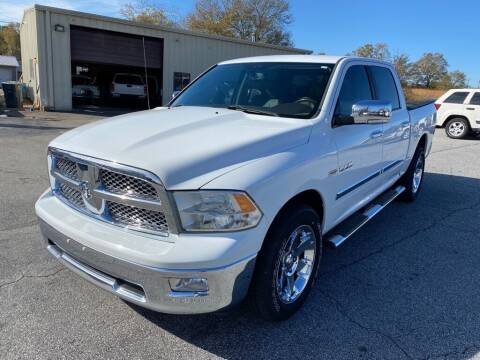 2010 Dodge Ram Pickup 1500 for sale at Brewster Used Cars in Anderson SC