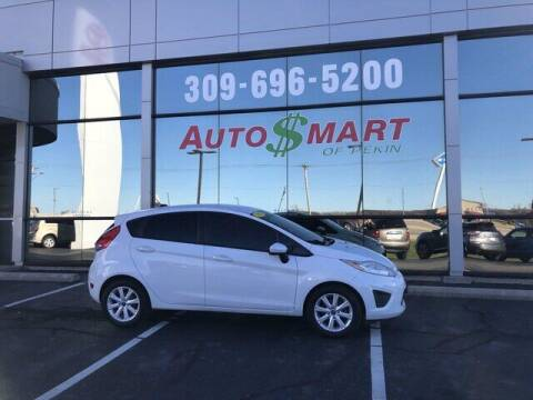 2012 Ford Fiesta for sale at Auto Smart of Pekin in Pekin IL