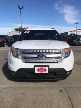 2013 Ford Explorer for sale at UNITED AUTO INC in South Sioux City NE