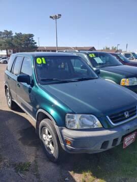 2001 Honda CR-V for sale at Buena Vista Auto Sales in Storm Lake IA