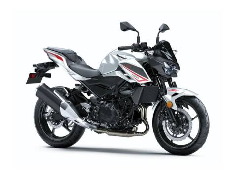 2022 Kawasaki Z400 ABS for sale at Southeast Sales Powersports in Milwaukee WI