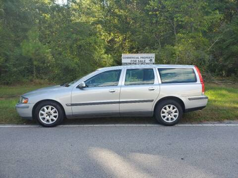 2001 Volvo V70 for sale at Benz auto sales in Willis TX