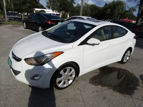 2012 Hyundai Elantra for sale at S & T Motors in Hernando FL