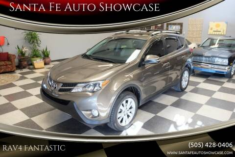 2014 Toyota RAV4 for sale at Santa Fe Auto Showcase in Santa Fe NM