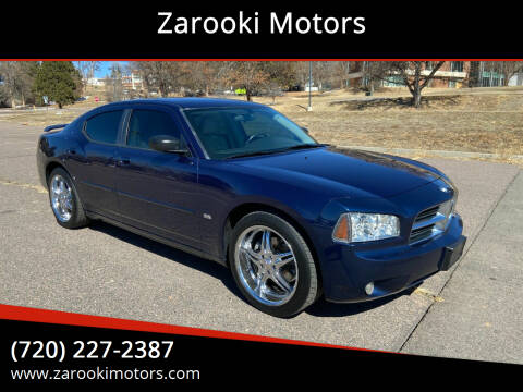 2006 Dodge Charger for sale at Zarooki Motors in Englewood CO