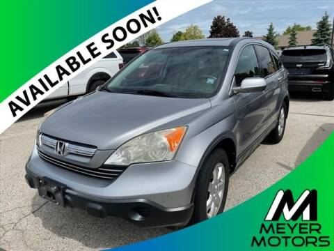 2007 Honda CR-V for sale at Meyer Motors in Plymouth WI