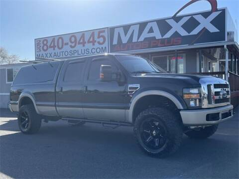 2008 Ford F-350 Super Duty for sale at Maxx Autos Plus in Puyallup WA