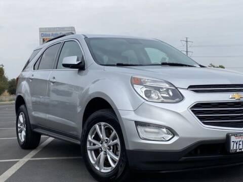 2017 Chevrolet Equinox for sale at gogaari.com in Canoga Park CA