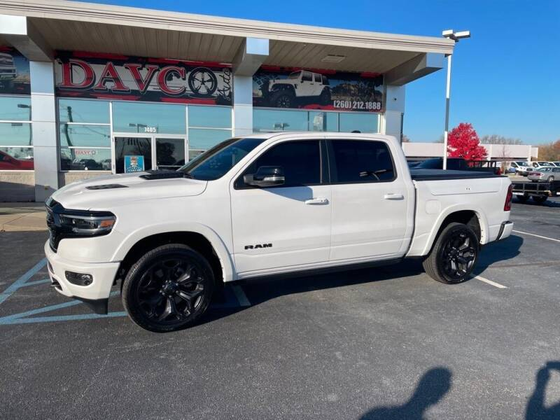 2021 RAM Ram Pickup 1500 for sale at Davco Auto in Fort Wayne IN
