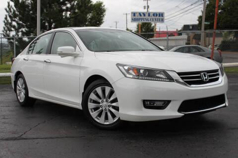 2013 Honda Accord for sale at Dan Paroby Auto Sales in Scranton PA