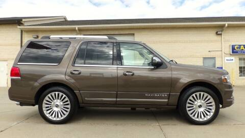 2016 Lincoln Navigator for sale at Prudential Auto Leasing in Hudson OH