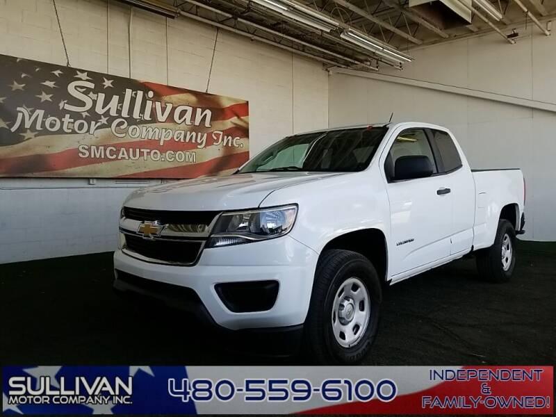 2019 Chevrolet Colorado for sale in Mesa, AZ