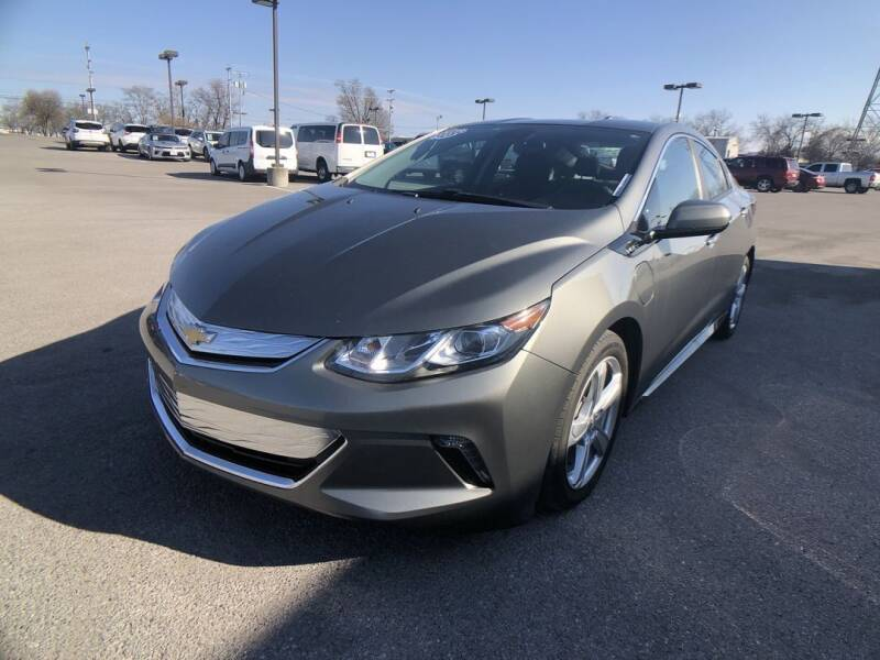 2017 Chevrolet Volt for sale at Spuds City Auto in Murfreesboro TN