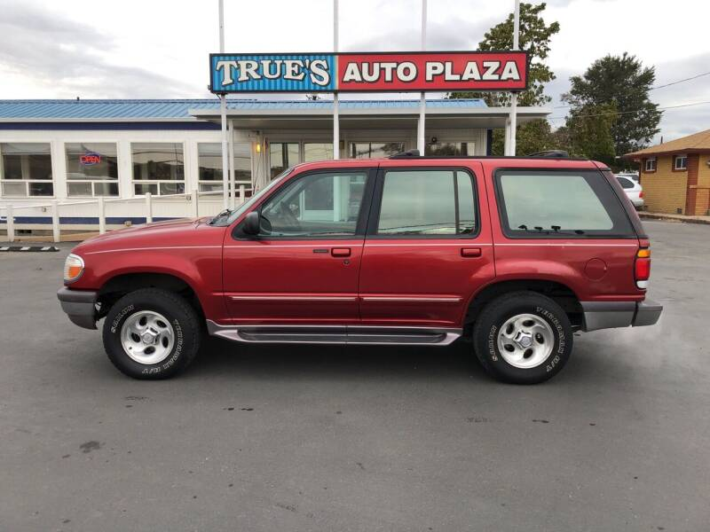 1997 Ford Explorer for sale at True's Auto Plaza in Union Gap WA
