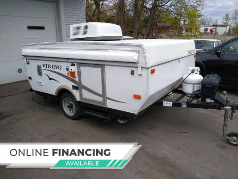 2007 VIKING EPIC 1905 POP-UP for sale at JERRY GRADL MOTORS INC in North Tonawanda NY