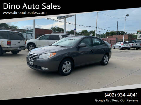 2008 Hyundai Elantra for sale at Dino Auto Sales in Omaha NE