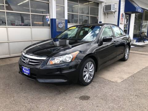 2012 Honda Accord for sale at Jack E. Stewart's Northwest Auto Sales, Inc. in Chicago IL