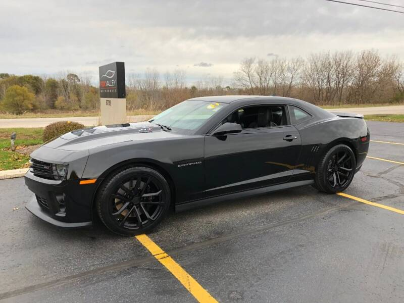 2013 Chevrolet Camaro for sale at Fox Valley Motorworks in Lake In The Hills IL