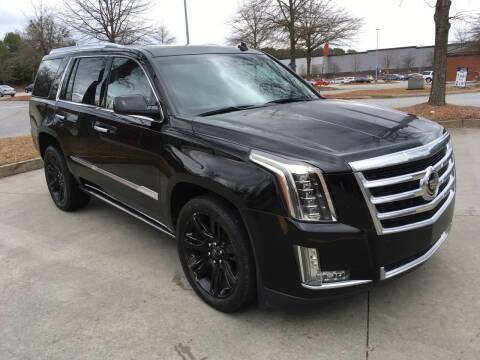 2015 Cadillac Escalade for sale at Legacy Motor Sales in Norcross GA