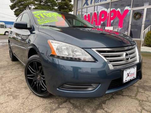 2015 Nissan Sentra for sale at Xtreme Truck Sales in Woodburn OR