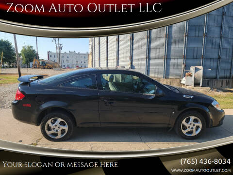 2008 Pontiac G5 for sale at Zoom Auto Outlet LLC in Thorntown IN