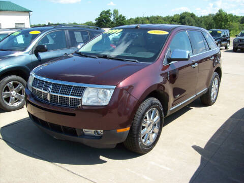2009 Lincoln MKX for sale at Summit Auto Inc in Waterford PA