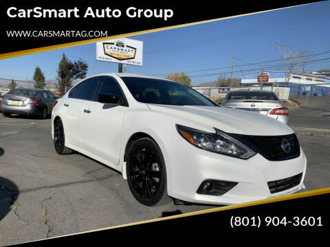 2018 Nissan Altima for sale at CarSmart Auto Group in Murray UT