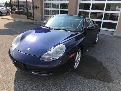 2001 Porsche 911 for sale at MAGIC AUTO SALES - Magic Auto Prestige in South Hackensack NJ