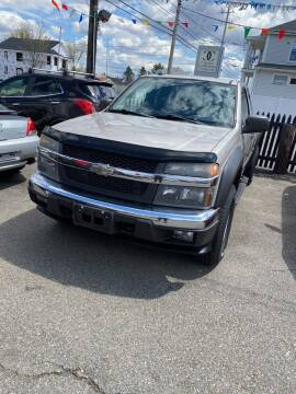 2004 Chevrolet Colorado for sale at Bob Luongo's Auto Sales in Fall River MA
