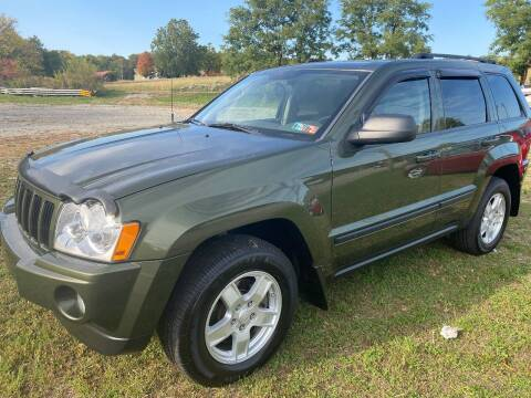 2007 Jeep Grand Cherokee for sale at Best For Less Auto Sales & Service LLC in Dunbar PA