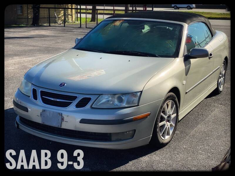 2005 Saab 9-3 for sale at ASTRO MOTORS in Houston TX