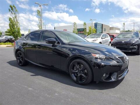 2016 Lexus IS 350 for sale at Southern Auto Solutions - Lou Sobh Kia in Marietta GA