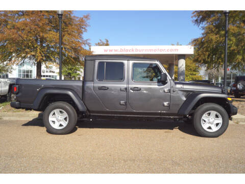 2021 Jeep Gladiator for sale at BLACKBURN MOTOR CO in Vicksburg MS