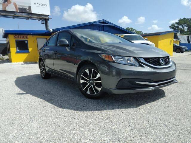 2013 Honda Civic for sale at AUTOPARK AUTO SALES in Orlando FL