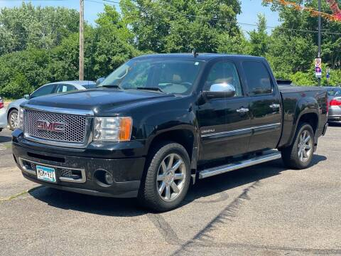2012 GMC Sierra 1500 for sale at Tonka Auto & Truck in Mound MN