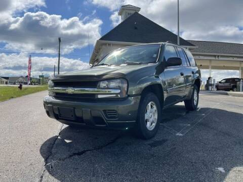2002 Chevrolet TrailBlazer for sale at Instant Auto Sales in Chillicothe OH