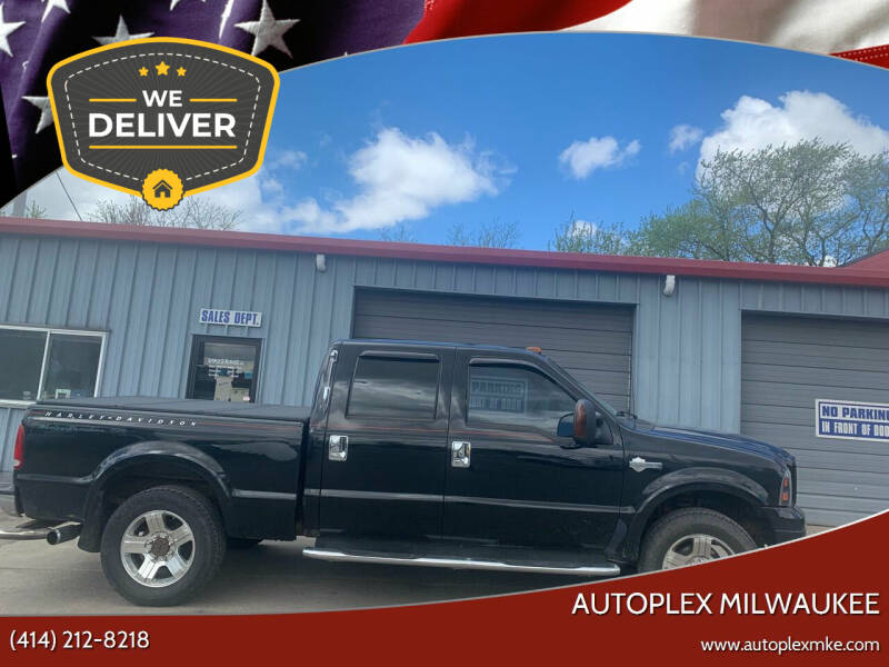 2006 Ford F-250 Super Duty for sale at Autoplex Milwaukee in Milwaukee WI