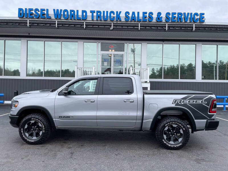 2020 RAM Ram Pickup 1500 for sale at Diesel World Truck Sales in Plaistow NH