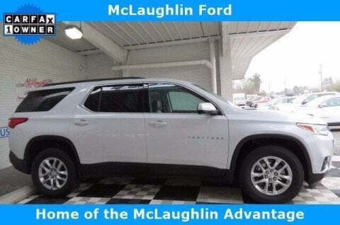 2020 Chevrolet Traverse for sale at McLaughlin Ford in Sumter SC