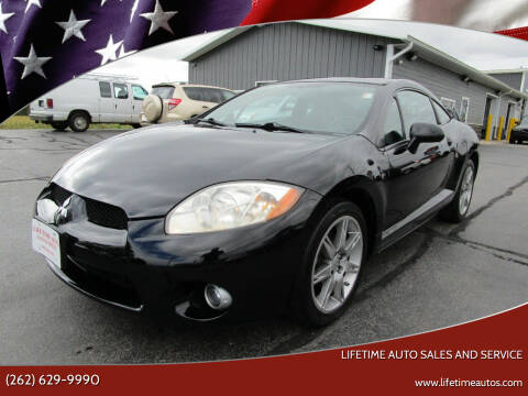 2008 Mitsubishi Eclipse for sale at Lifetime Auto Sales and Service in West Bend WI