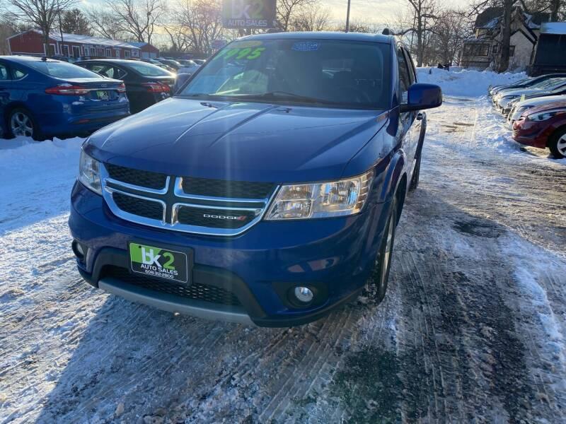 2012 Dodge Journey for sale at BK2 Auto Sales in Beloit WI