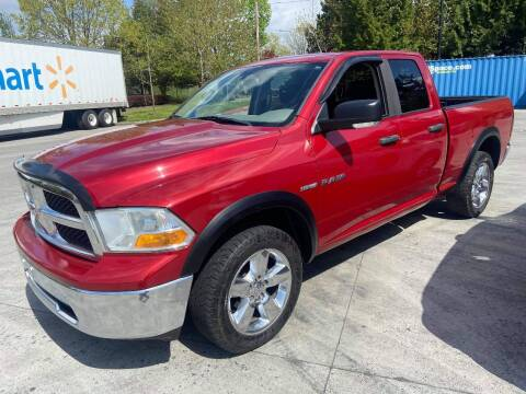 2009 Dodge Ram Pickup 1500 for sale at RICKIES AUTO, LLC. in Portland OR