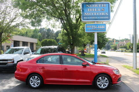 2015 Volkswagen Jetta for sale at North Hills Motors in Raleigh NC