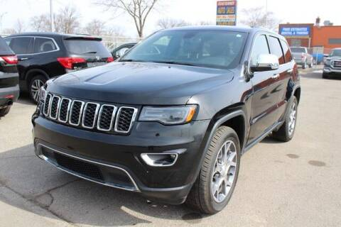 2020 Jeep Grand Cherokee for sale at Road Runner Auto Sales WAYNE in Wayne MI