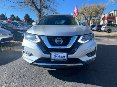 2018 Nissan Rogue for sale at Global Automotive Imports of Denver in Denver CO
