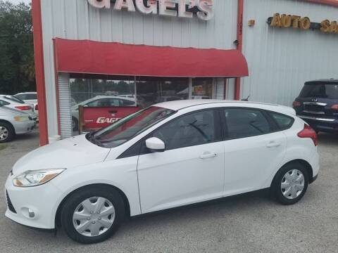 2012 Ford Focus for sale at Gagel's Auto Sales in Gibsonton FL