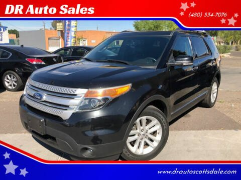 2013 Ford Explorer for sale at DR Auto Sales in Scottsdale AZ