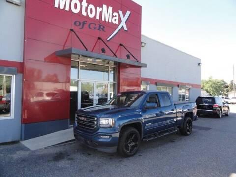 2018 GMC Sierra 1500 for sale at MotorMax of GR in Grandville MI