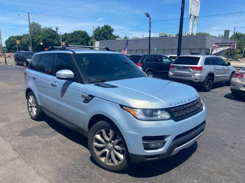 2015 Land Rover Range Rover Sport for sale at Billy Auto Sales in Redford MI