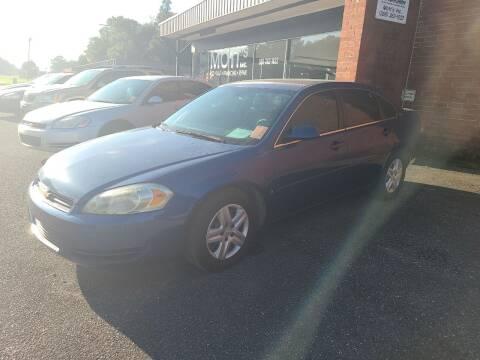 2006 Chevrolet Impala for sale at Mott's Inc Auto in Live Oak FL